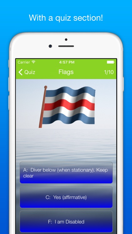 Marinus: boating rules ColRegs / IRPCS / IALA screenshot-2