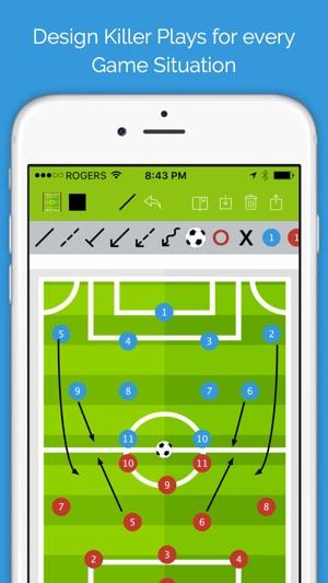 Soccer blueprint on the app store screenshots malvernweather Gallery
