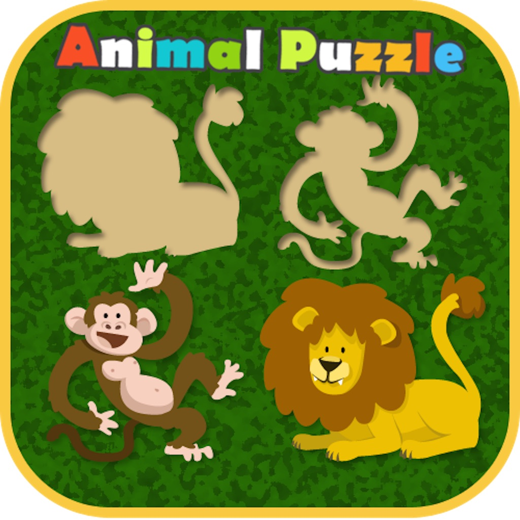 Animal Puzzles  - Educational Games for toddler One,Two & Three year kids hack