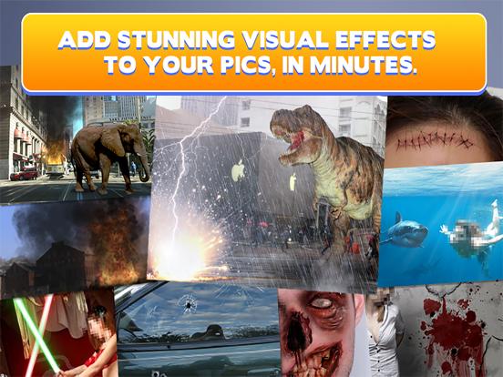 VFX Studio Pro - Action Photo FX | App Price Drops
