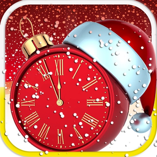 Countdown To Christmas Clock.2016 Christmas Clock Countdown Timer Snow Globe Xmas Day Counter By Numan Ali