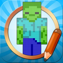 Drawing Tutorials For Pixel Minecraft Team