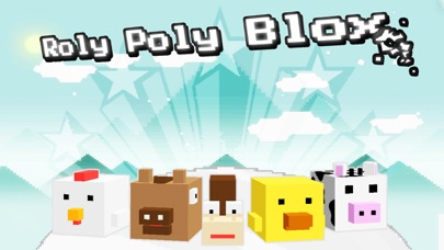 Roly Poly Blox screenshot one