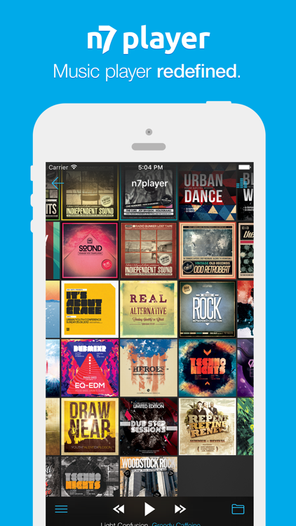 n7player Music Player – (iOS Apps) — AppAgg
