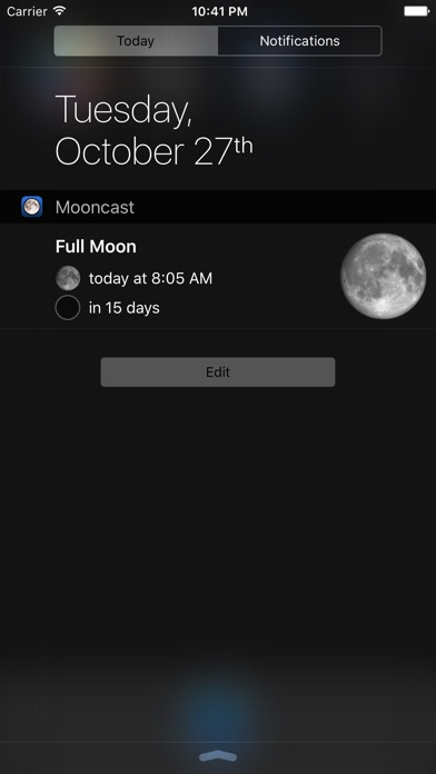 Mooncast review screenshots