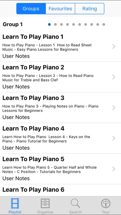 Learn To Play Piano screenshot-1