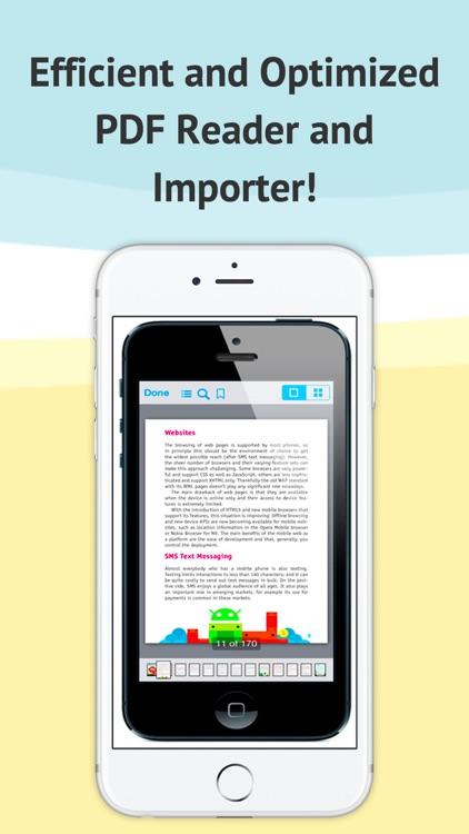 PDF Reader-Free