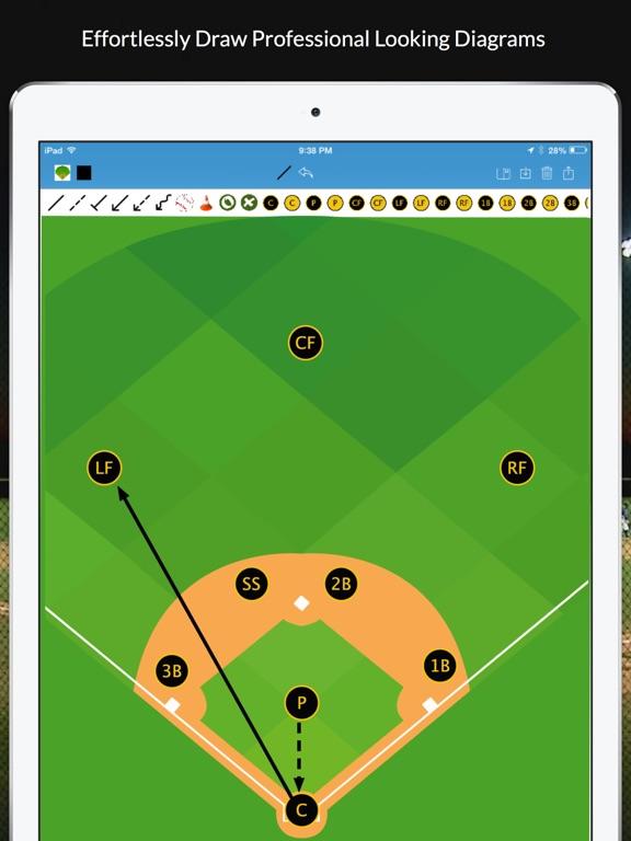Baseball blueprint apprecs baseball blueprint screenshot baseball blueprint screenshot malvernweather Image collections