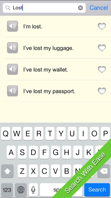 Fodor's Travel Phrases: Essential phrasebook for 22 languages screenshot-4