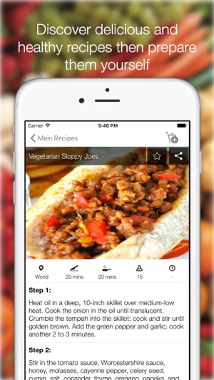 Healthy lunch recipes find all easy recipes on the app store forumfinder Image collections
