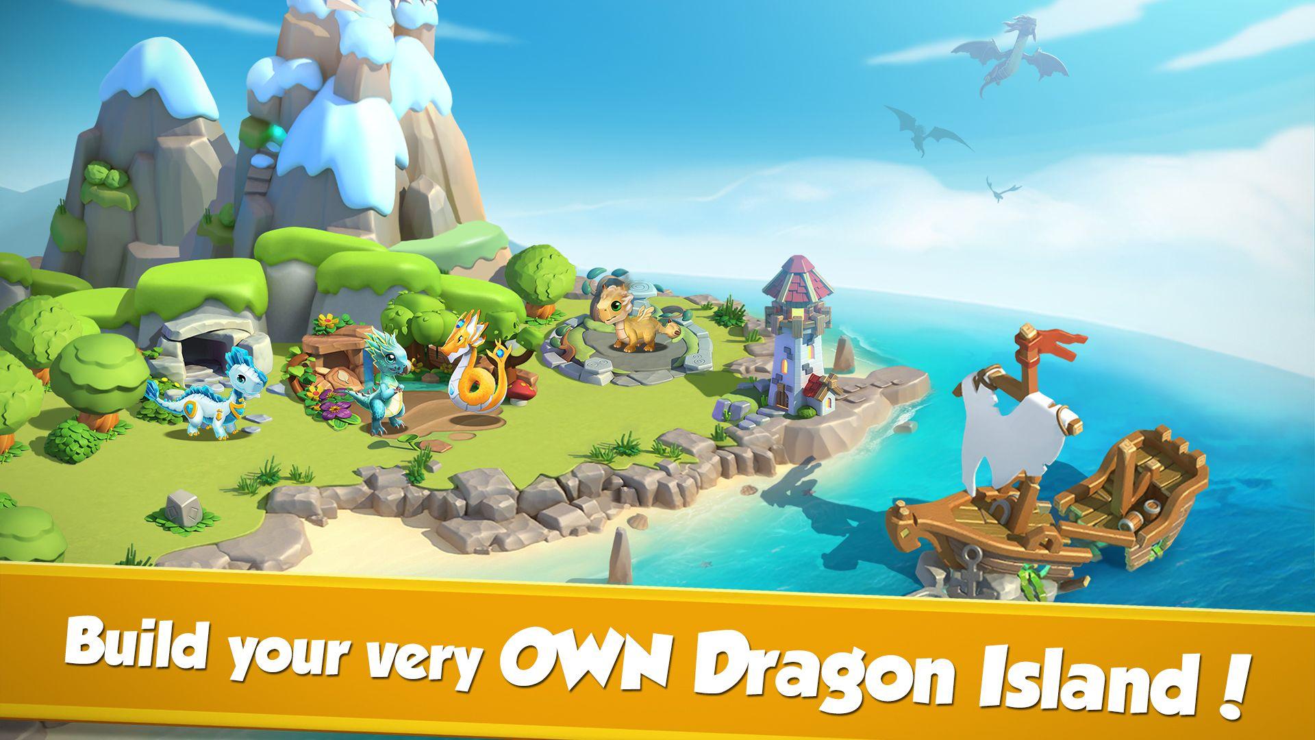Dragon Mania Legends - Fantasy screenshot 17