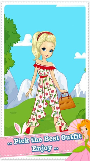 Dress Up Make Over Star Girls Beauty Makeups Model Fashion Style Games On The App Store