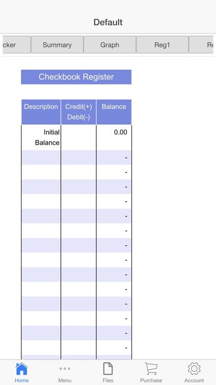 Monthly Budget App screenshot-3