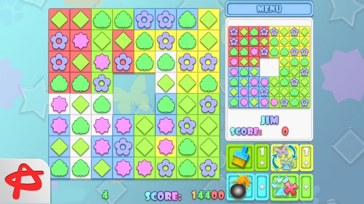 Fitz 2: Match 3 Puzzle Game