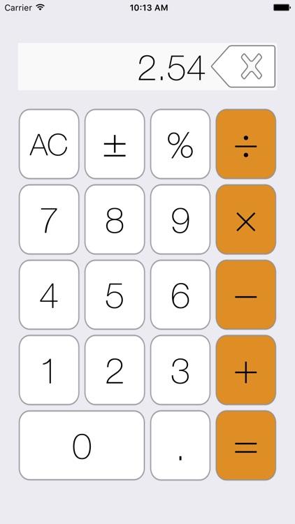 Free Talking Calculator