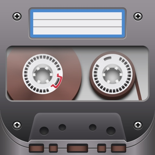 Super recorder - record anything you want application logo