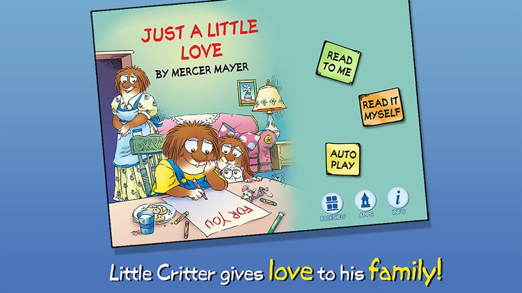 Just a Little Love - Little Critter