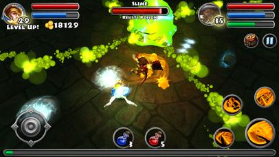 Screenshot from Dungeon Quest