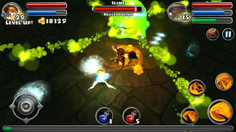 Dungeon Quest screenshot-3