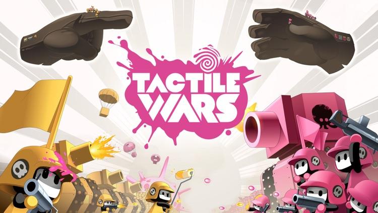 Tactile Wars screenshot-4