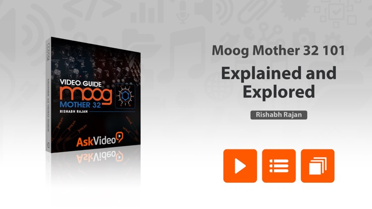 Course For Moog Mother 32