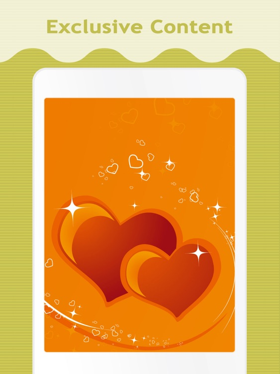 Valentine Wallpapers & Backgrounds for iPad screenshot-3