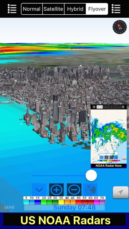 US NOAA Radars 3D Pro screenshot-4
