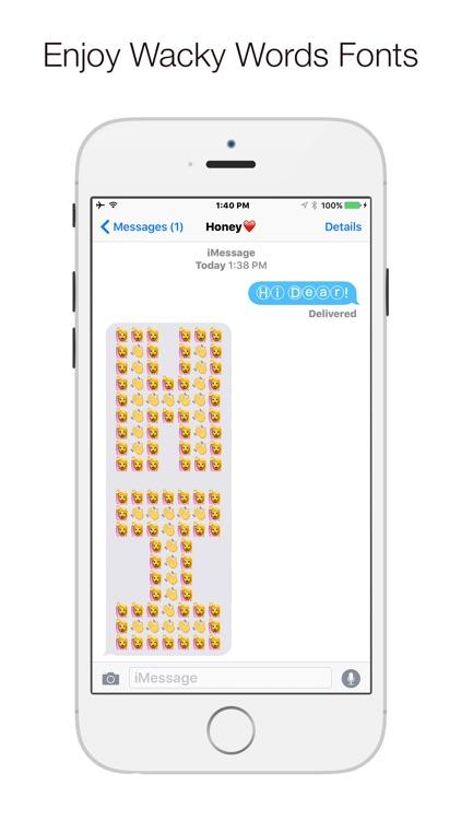 Emoji Emoticons Keypad — Color Keyboard Themes and Emojis Art screenshot-4