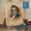 1828 Webster Dictionary - Librainia Cover Art
