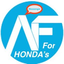 AutoForums Messenger for Honda's