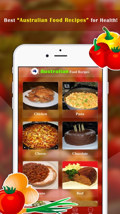 Australian Food Recipes
