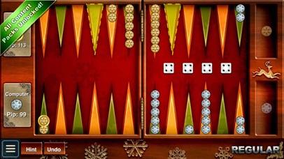 Backgammon HD Скриншоты6