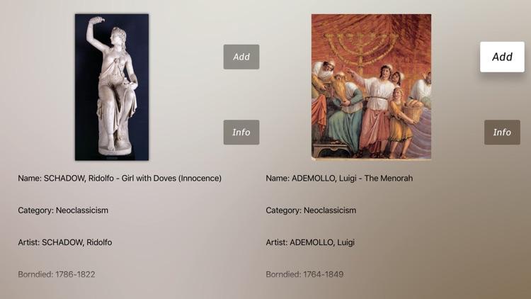 Neoclassicism Artworks