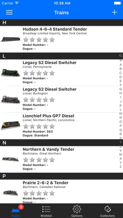 Model Train Collectors screenshot-0