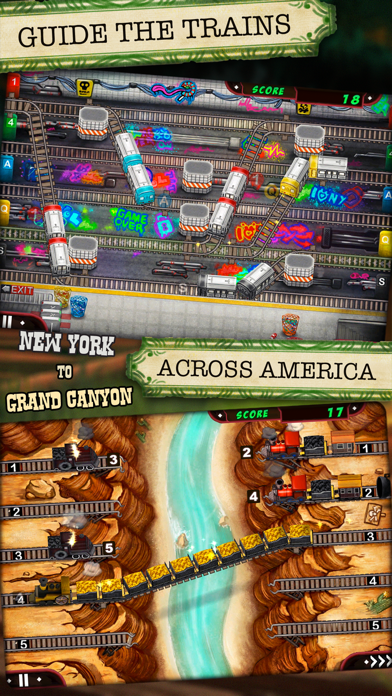 Screenshot #2 pour Train Conductor 2: USA
