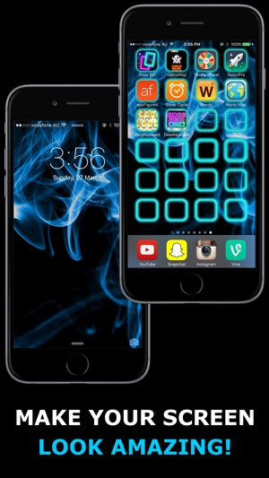 Glow Backgrounds Wallpapers On The App Store