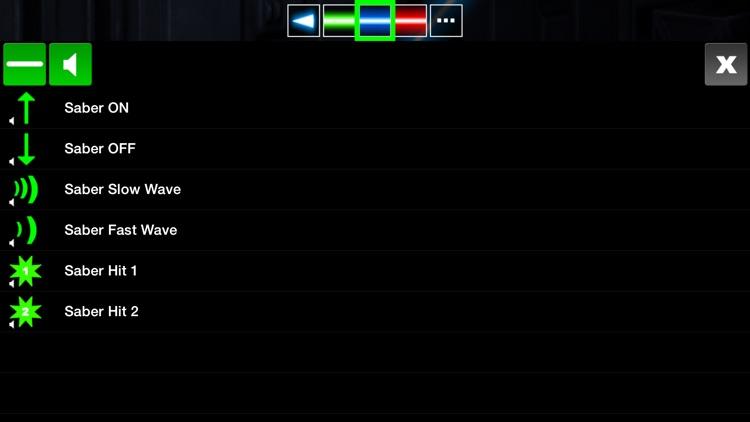 Saber Movie FX screenshot-4