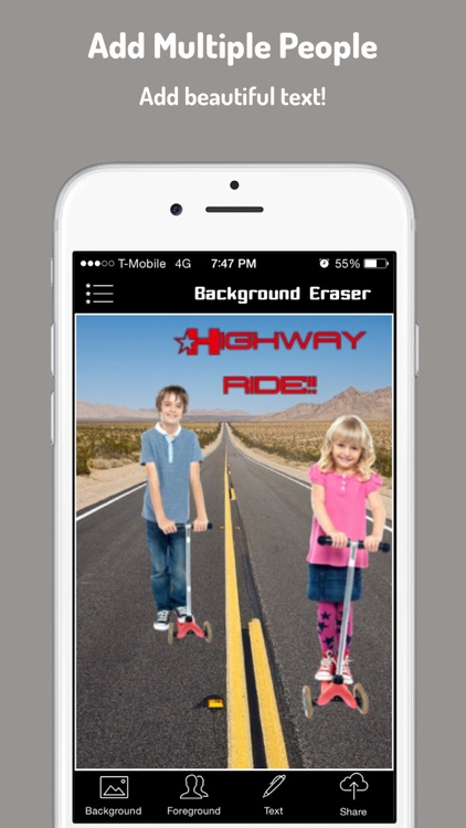 Background Eraser Pro - Easy App to Cut Out and Erase a Photo!