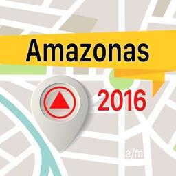Amazonas Offline Map Navigator and Guide