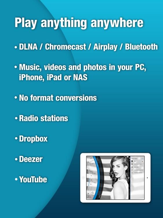C5 - Stream DLNA Cast Media
