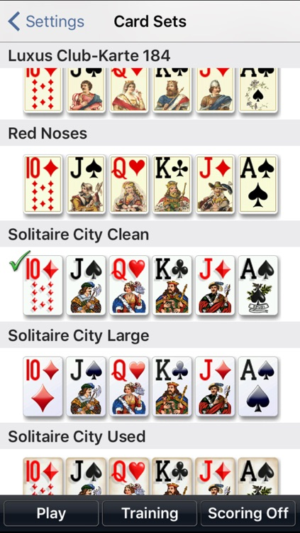 Solitaire City Classic screenshot-4
