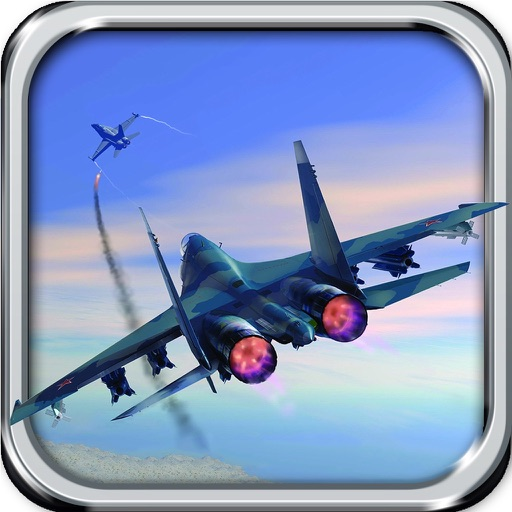 Air F18 Jet Fighter Global Enemy Bravo War Free Games iOS App