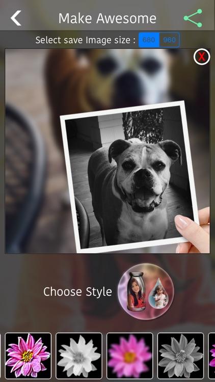 PIP Camera - Photo Editor screenshot-4
