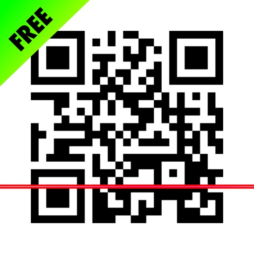 QR Code Scanner - Free and Fast iOS App
