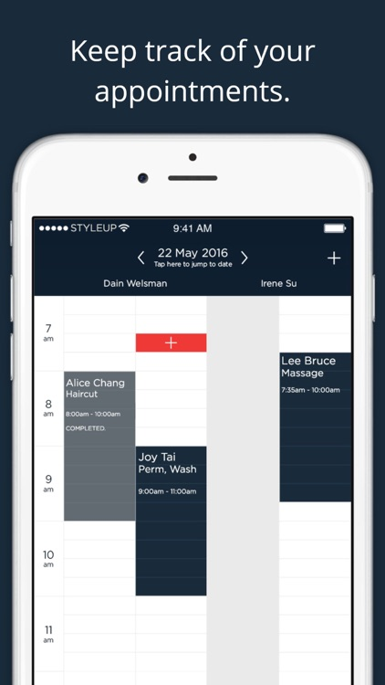StyleUp for Salons - Scheduling & management screenshot-4