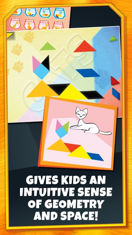 Kids Learning Puzzles: Cats, Fun and Cartoon Tiles