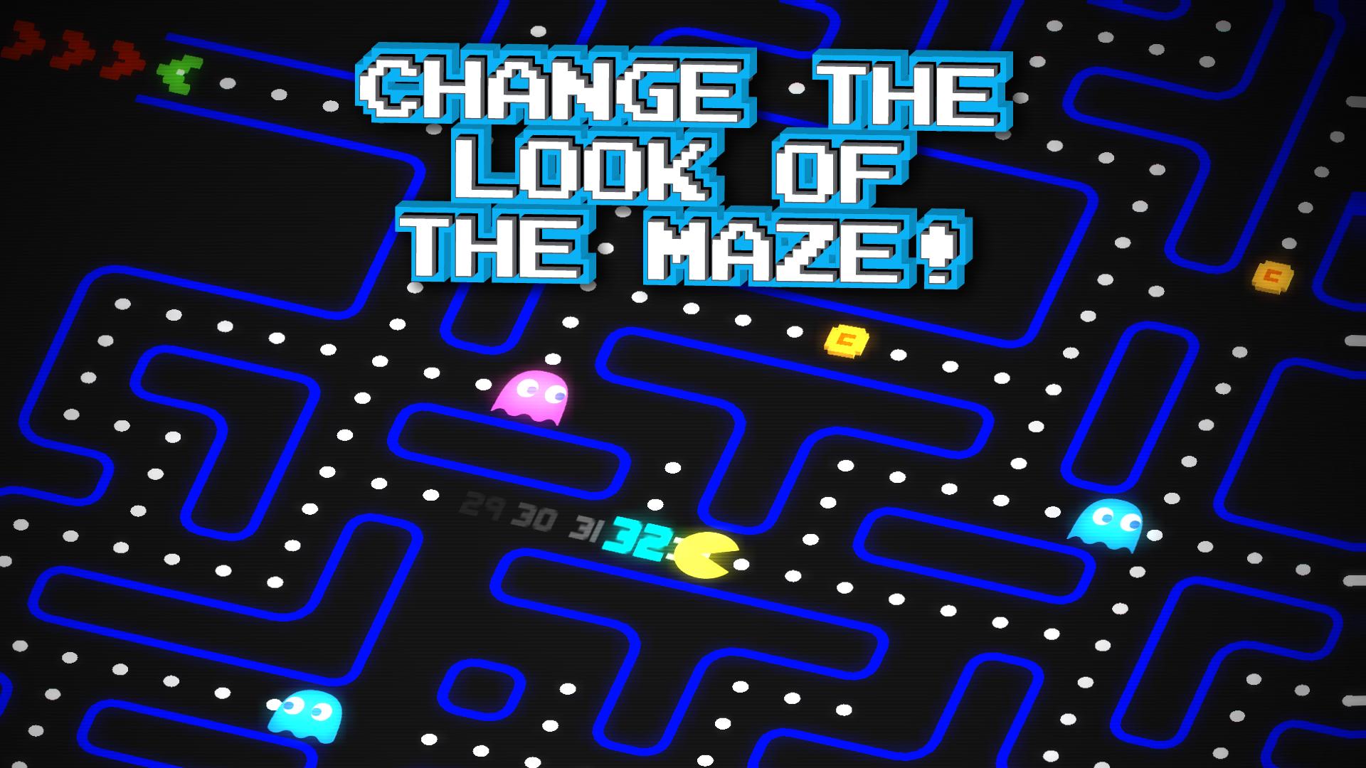 PAC-MAN 256 - Endless Arcade Maze screenshot 12