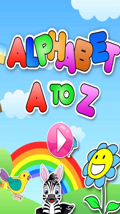Learning Alphabets For Toddlers