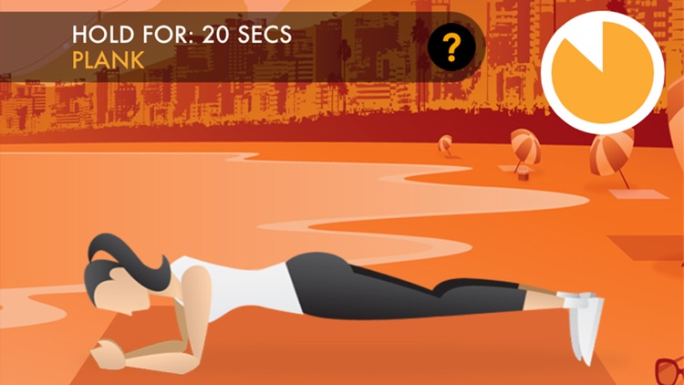 20 Minute Ab Workouts: Power 20