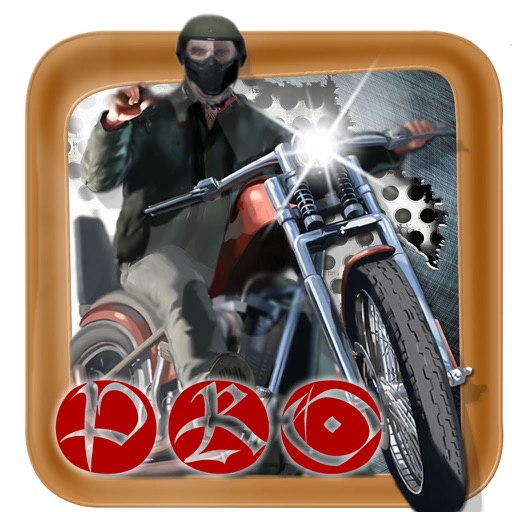 Motorbike Without Fear To Mountain Pro - Game Traffic Steel icon
